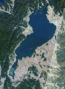 琵琶湖 馬鹿