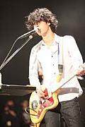 ギターボーカル×ジャズマスター