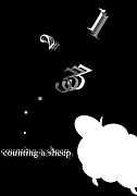 counting a sheep