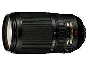 AF-S VR Nikkor ED 70-300