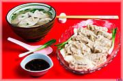 chinese foodsが大好き!!