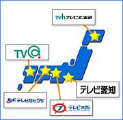 テレビ東京ネットワーク(TXN)