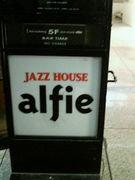 Jazz Club alfie