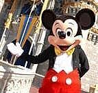 ミッキーマウスはネズミか人間か