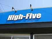 ☆HIGH FIVE☆