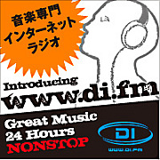 DI.fm 世界最大のネットラジオ
