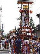 蛸島のキリコ祭り