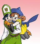 【DQ4】クリフト×アリーナ