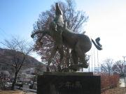 高島小学校 〜少年と馬〜