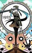 【初音ミク】1925【ゴム】