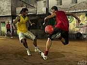 ストリートサッカーやろうぜ!