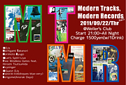 Modern Tracks,Modern Records