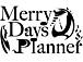 Merry Days Planner