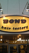 BOND hair-factory