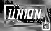 union  fun SNOWBOARDing
