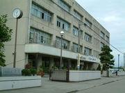 白山市立(旧松任市)松任中学校