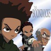 American In Japan (BOONDOCKS)