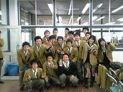 高田高校バレー部