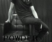 hair make POWDER
