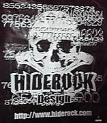 HIDE ROCK Design