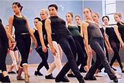 連盟とダンサーのためのバイト