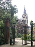 語学研修 in Cambridge.2009