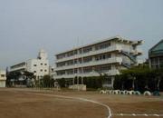 習志野市立屋敷小学校。