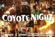 COYOTE NIGHTで遊ぼう〜♪