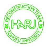 """東北大学地域復興project""""HARU"""""""
