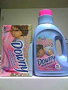 ♪ピンクのダウニーが好き♪