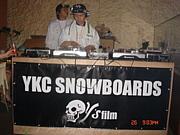 YKC SNOWBOARDS