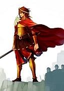 雷神域の英雄