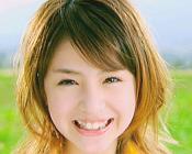 菅谷梨沙子の笑顔