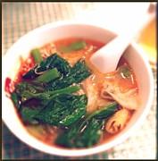 七宝麻辣湯麺