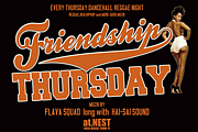 """FRIEND SHIP"" 毎週木曜日@NEST"