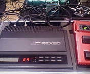 REX50でマイブラ