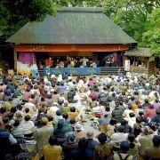 阿波農村舞台と阿波人形浄瑠璃
