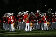 Marines Drum and Bugle Corps