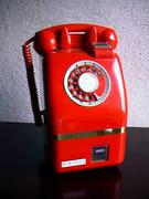 携帯電話・・・ 持ってません。