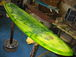 Green Surfboard