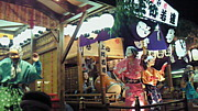 守谷市八坂神社祇園祭
