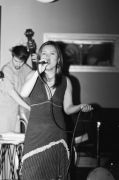 Erika jazz live