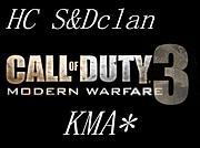 PS3 CODクラン KMA*
