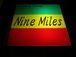 nine miles