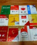 海外でみつけたタバコ
