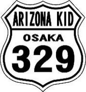 ARIZONA KID OSAKA329