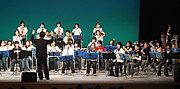 浦添市・ジュニア吹奏楽団