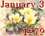 1979年1月3日生まれ