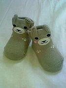 赤ちゃんの靴下がかわいすぎる