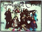 ♪Snowboard Crowd♪